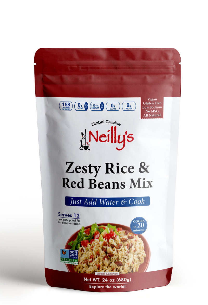 Zesty Rice & Red Beans Mix