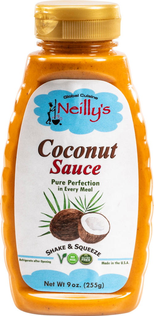 Coconut Sauce Case