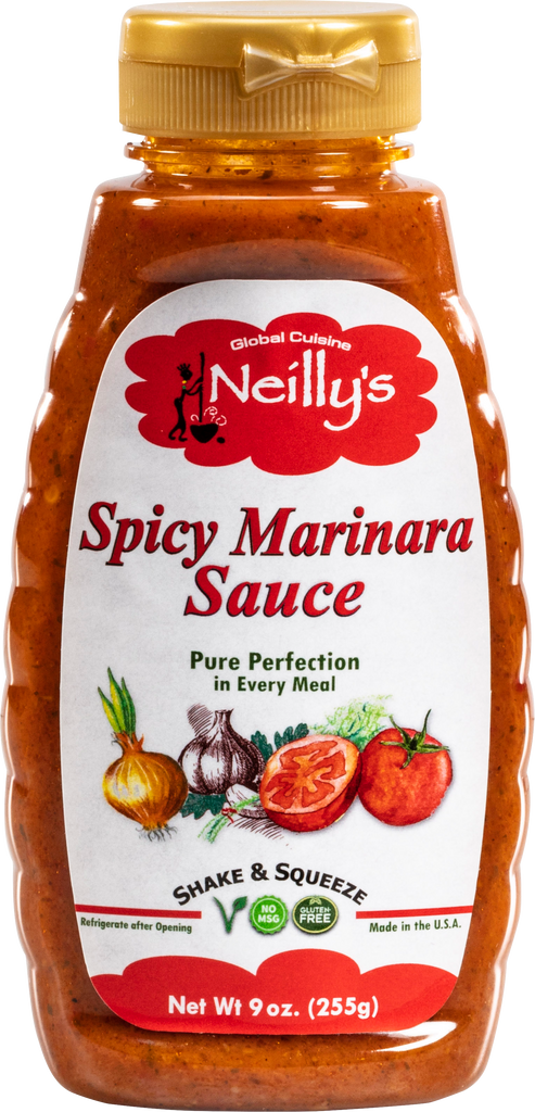 Spicy Marinara Sauce Case