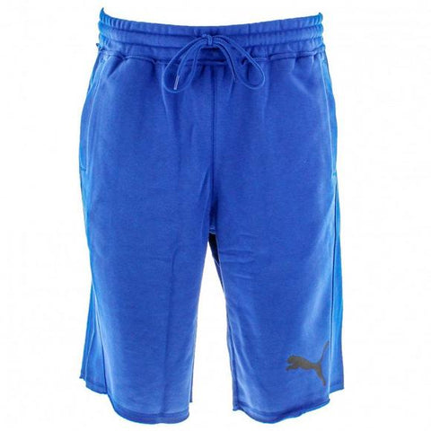 "PUMA Men's Sweat Bermuda ""Blue"" Shorts"