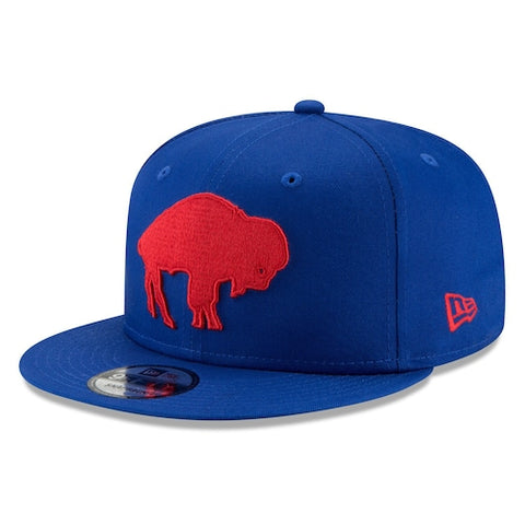 Men's New Era Royal Buffalo Bills Throwback 9FIFTY