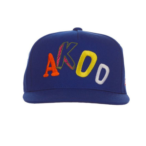 AKOO MONEY BAGS SNAPBACK HAT (SURF THE WEB)