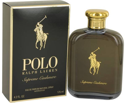Polo Supreme Cashmere Cologne-4.2 oz Eau De Parfum Spray
