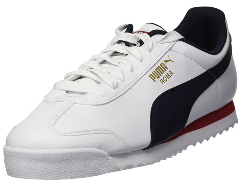 Puma Classic Rome Red,White, and Blue