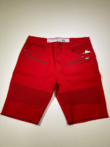 LRG RALLY SHORTS (RED0