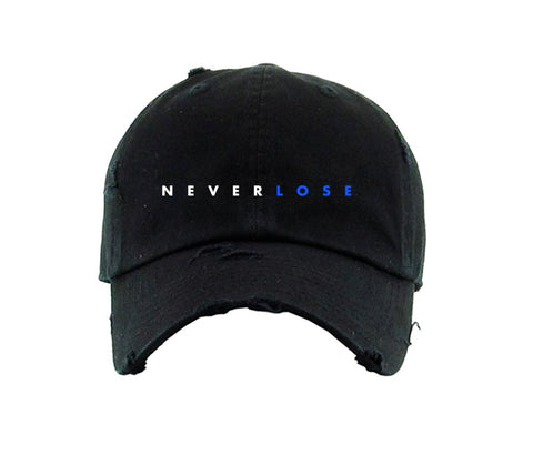OUTRANK-Never Lose HAT