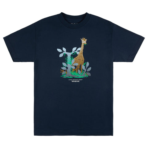 LRG-PRESERVE THE WILD LIFE TEE NAVY