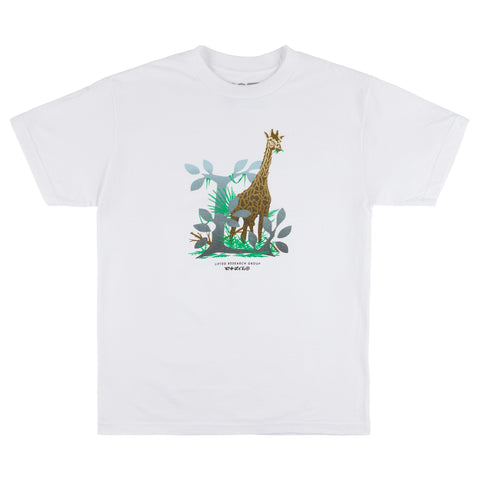 LRG-PRESERVE THE WILD LIFE TEE WHITE