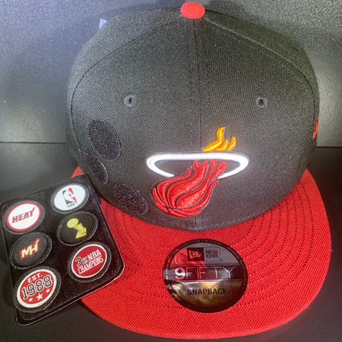 NEW ERA HEAT 950PATCHED 9FIFTY SNAPBACK
