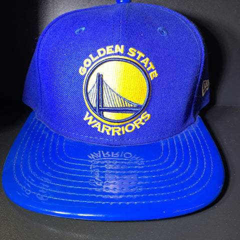 NEW ERA GOLDEN STATE SOLID 9FIFTY SNAPBACK