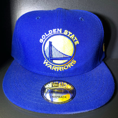NEW ERA GOLDEN STATE COLOR DIM 9FIFTY SNAPBACK