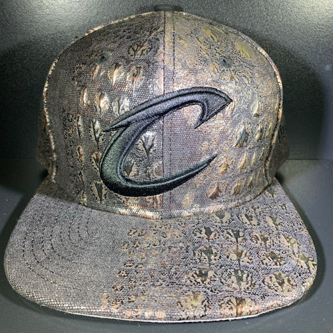 NEW ERA CAVS 9FIFTY SNAPBACK FULL CROC