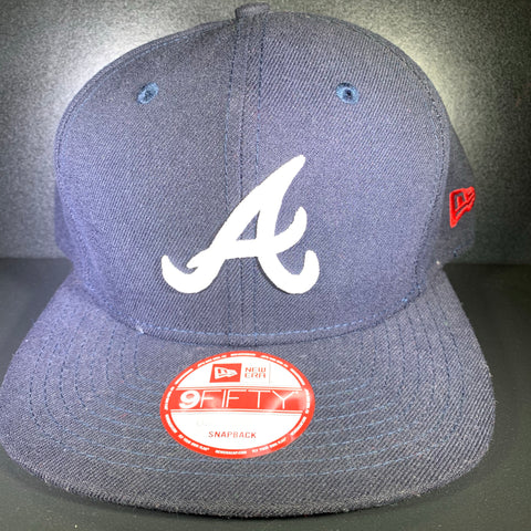 NEW ERA ATL BLOCK 9FIFTY SNAPBACK