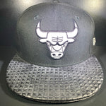 NEW ERA BULLS VIZE RISE 9FIFTY SNAPBACK