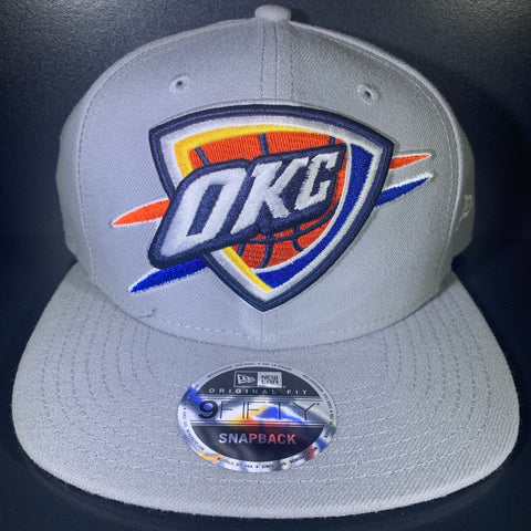 NEW ERA OKLAND OKC LOGO 9FIFTY SNAPBACK