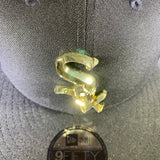 NEW ERA CHICAGO WHITE SOX GOLD STATED GOLD 9FIFTY SNAPBACK