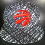 NEW ERA RAPTORS ALL OVER 9FIFTY SNAPBACK
