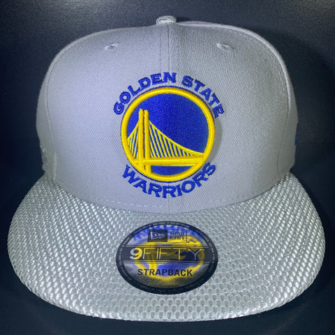 NEW ERA GOLDEN STATE  9FIFTY STRAPBACK