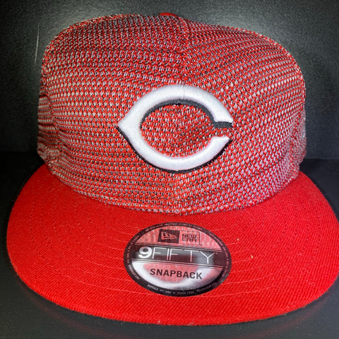 NEW ERA CIN RED MULTI COLOR  9FIFTY SNAPBACK
