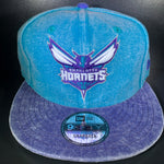 NEW ERA RUGGED CANVAS HORNETS 9FIFTY SNAPBACK