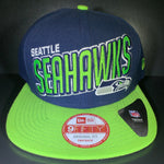 NEW ERA SEAHAWKS STRIKER 9FIFTY SNAPBACK