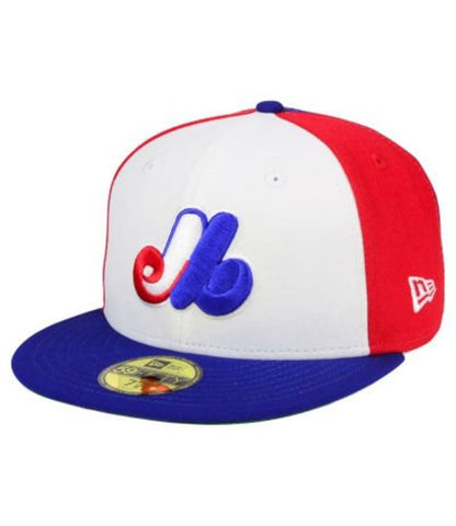 NEW ERA MONTREAL EXPOS CANADA STOCK 1969-91