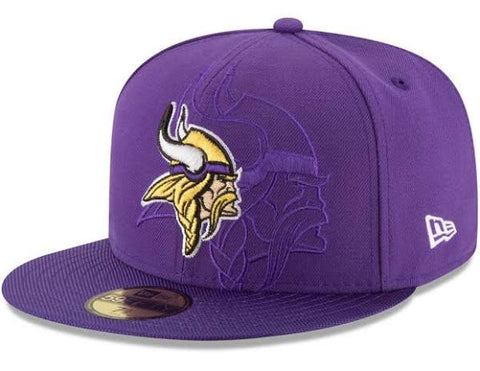 New Era Minnesota Vikings Sideline Official 9FIFTY