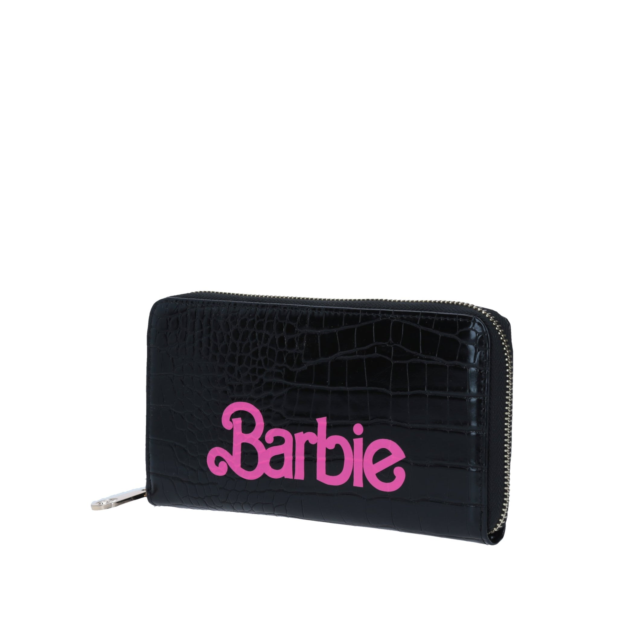 Cartera De Charol Barbie Color Negro