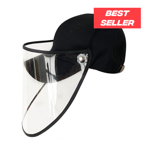Anti-Saliva / Protective Shield Cap