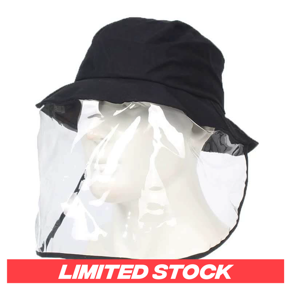 Anti-Saliva / Protective Shield Hat