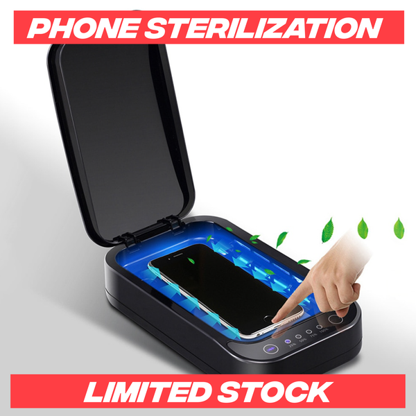 Multi-functional / Phone Sterilizer Ultraviolet Cabinet