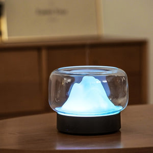 BPA Free Aroma Diffuser 400ML Moutain View - The Herb Garden.