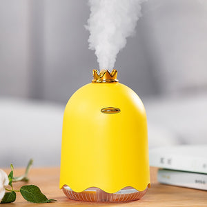 Cute Portable Air Humidifier By The Herb Garden. - The Herb Garden.