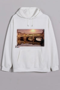 Ponte Vecchio Hooded Sweatshirt