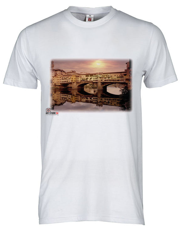 Ponte Vecchio in Florence T-shirt