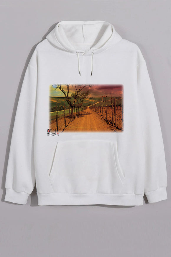 Val d'Orcia Hooded Sweatshirt