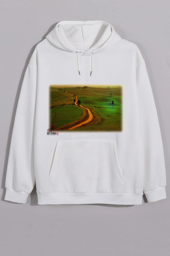 The Gladiator Landscape Hooded Sweatshirt