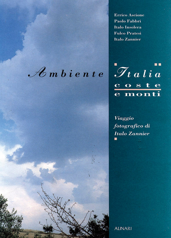 Ambiente Italia. Coste e monti. Photographic Journey by Italo Zannier