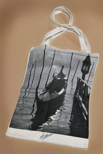 Set of 4 Alinari's Bags with Vintage Photos