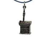 Charm Pendant with Old Palace of Florence