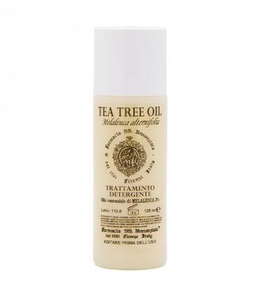 Tea Tree treatment