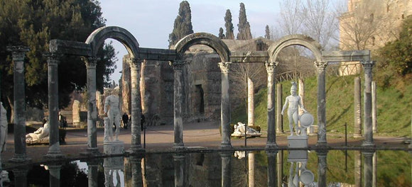 Hadrian's Villa in Tivoli: the Dream of an Emperor