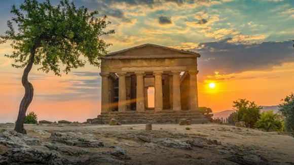 Agrigento and the Valley of Temples