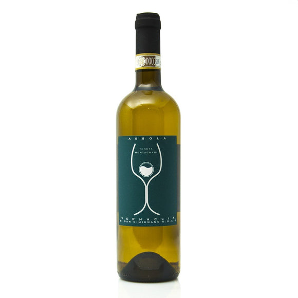 An Amazing Vernaccia, Born From an Ancient Passion