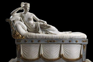 Antonio Canova or the Ideal Beauty in Marble