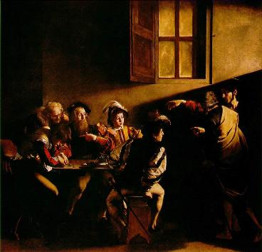 Caravaggio: The Anabasis of the Soul