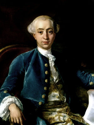 The Secrets of Venice: Casanova and his time