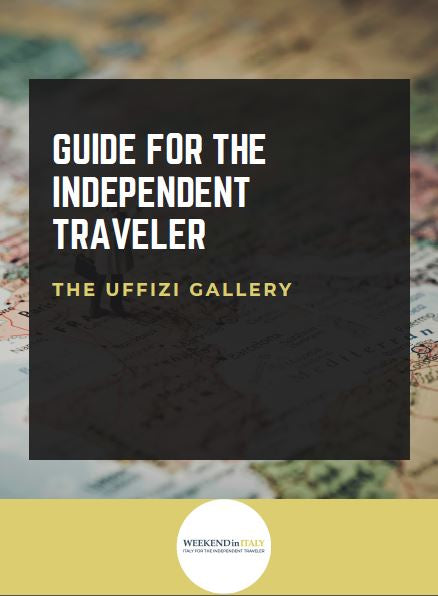 Guide for the independent traveler: the Uffizi Gallery