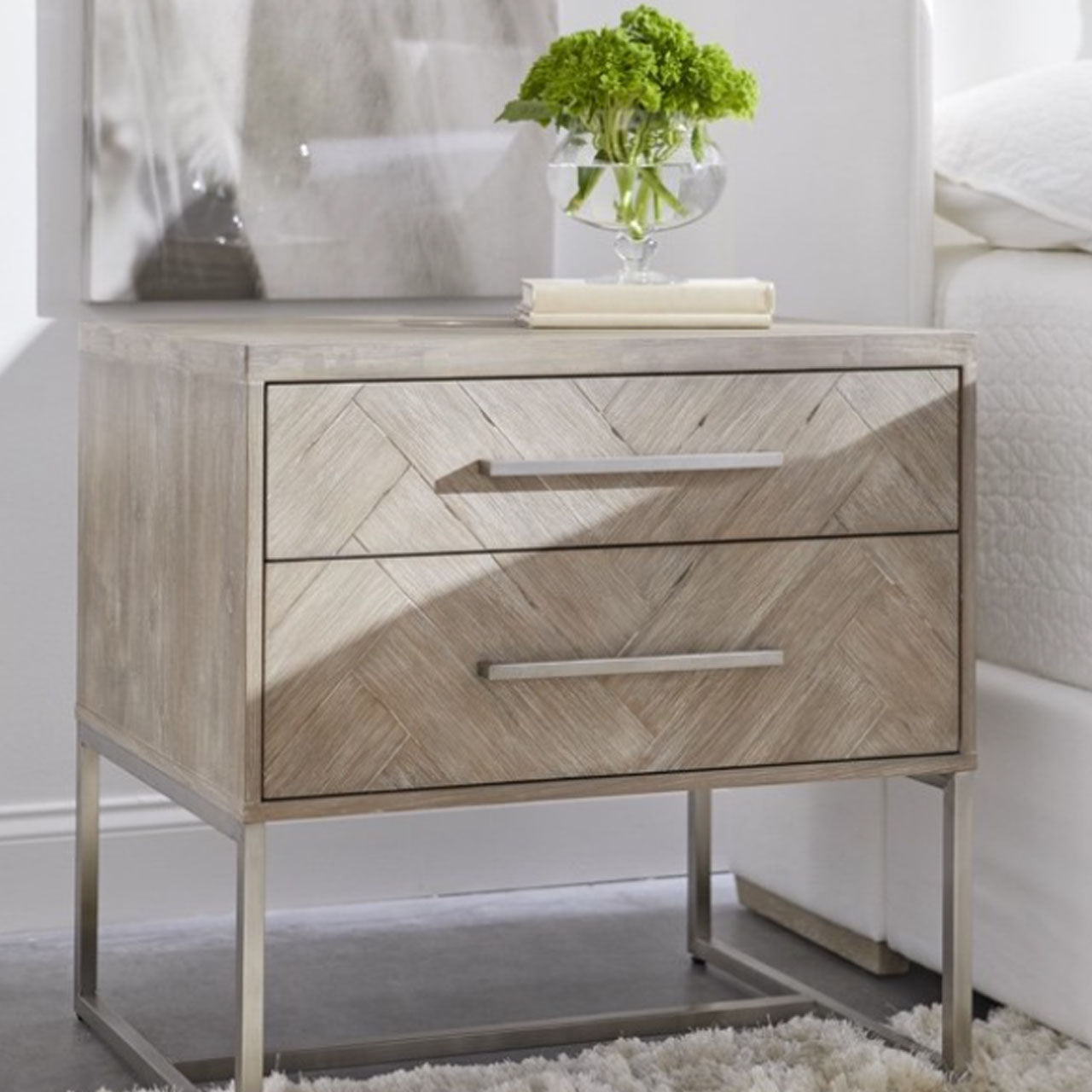 Tiffany Hunter Home & Design Center Night Stands for Sale