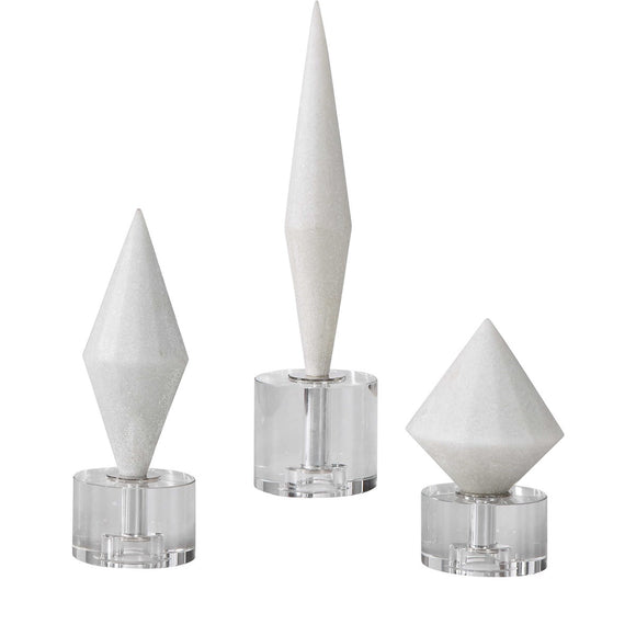 Alize Sculptures - Set of 3